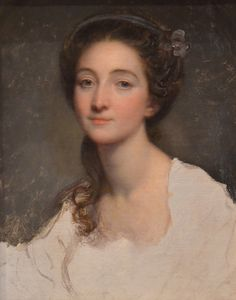 Jean-Baptiste Greuze Portrait of a Lady, Called Sophie Arnould, circa Wallace Collection L'art Du Portrait, Jean Baptiste, Look Vintage, Art Uk, Woman Painting, Oeuvre D'art, Oeuvres, Female Art, 18th Century