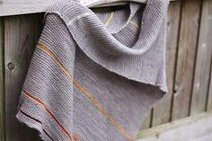 simple but beautiful knitting pattern shawl