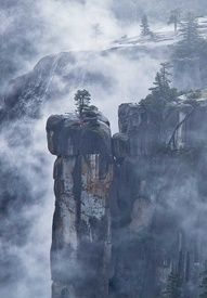 Yosemite is the best place to experience nature.