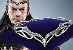 Lord of the Rings Elrond's Crown Headdress | Geek Armory
