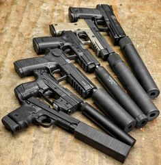 Glocks and more