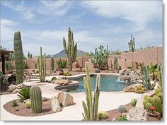 Scottsdale Pool and Garden