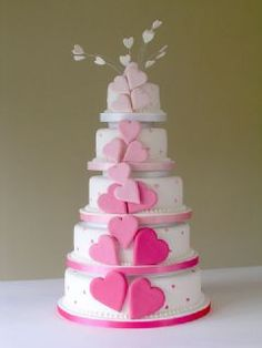 Contempoary Wedding Cakes www.the-cakeshop.co.uk