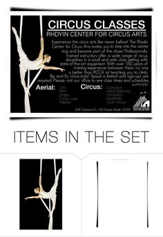 """RCCA Flyer"" by bestcajun ❤ liked on Polyvore featuring art"