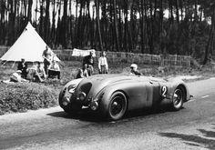 1936 Bugatti Type 57G Tank   Simeone Foundation Automotive Museum