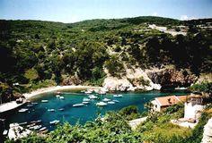 Croatia, Vrbnik a small but beautiful town on island Krk in the Adriatic