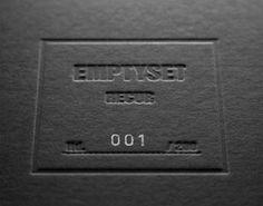 emptyset - recur (special edition) (12inch vinyl lp + cd)
