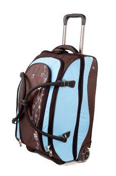 "Sherpani Meridian FL   22"" Wheeled Carry On  $ 229.95"