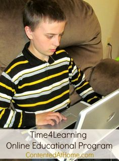 Time4Learning Online Educational Program {Review}