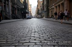 If you've been to #SoHo, you love walking down these streets.
