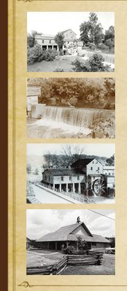 History of The Old Mill, Pigeon Forge, Tennessee