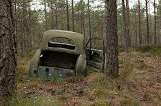car cemetery - Google-Suche