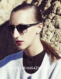 Blac »Esteban« The A Team, First World, Carbon Fiber, Eyewear, Shades, Couture, Sunglasses, Fashion, Moda
