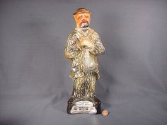 Vintage Old Collectible * Jim Beam Decanter * Original Emmett Kelly Clown 1971 by RiverHillExchange on Etsy https://www.etsy.com/listing/515991947/vintage-old-collectible-jim-beam
