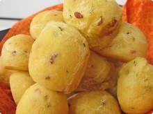 Pão de mandioquinha com polvilho e sem farinha de trigo