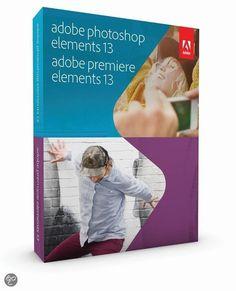bol.com | Adobe Photoshop en Premiere Elements 13 - Nederlands/ Windows / DVD | Computer...