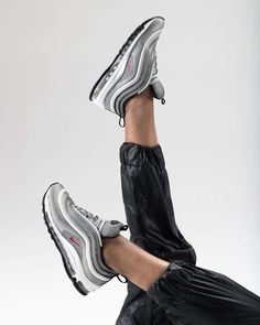 """64.5k Likes, 476 Comments - NikeWomen (@nikewomen) on Instagram: """"Here's a #throw🔙 for you. ⠀ Twenty years after the original, the Air Max 97 continues to turn…"""""""