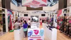 Havaianas Pop Up Shop at Plaza Indonesia, Store Built Timelapse