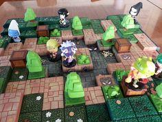 Krosmaster: Arena Standard Sized 3D Resin Board Limited Edition, only 1000 made worldwide. Place your order with info@JapanimeGames.com #JapanimeGames #Krosmaster #Krozmos #Wakfu #Dofus #Anime #Boardgames #LilHealy #AnnaTommy #AllyMcZeal