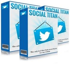 [GIVEAWAY] Social Titan [Locate & Extract Recent Buyers For Any Website or Niche]     Locate & Extract Recent Buyers For Any Website or Niche     Social Titan is a browser-based software that extracts recent buyers – the most targeted leads & click. It works with any niche – including TEESPRING, OFFLINE, DIGITAL PRODUCTS (basically any offer). And it connects with TWITTER ADS – the social network with 300 million users (but no competition!).     Social Titan lets you launch ultra targeted…