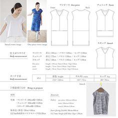 Nani Iro Japanese cucire modello top 3 modi di MissMatatabi