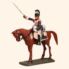 E 018 French Cuirassier 30mm Willie Mounted  c.1815 Napoleonic Wars 1803 to 1815  30mm Willie War game figures  All the figures are made from white metal and are available as unpainted kit, castings, they can also be supplied fully hand painted in matt. #toysoldiers, #miniaturetoysoldiers, #actionfigures, #toystore, #collectibles