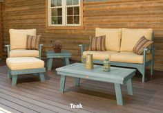 Phat Tommy 5 Piece Seating Group
