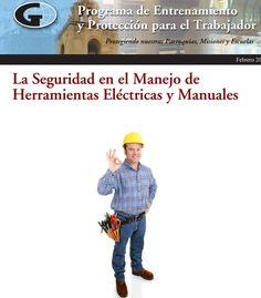 SGSST | La seguridad en Herramientas Eléctricas y Manuales