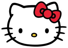 It's easy to search a Hello Kitty head clipart file, but it's not easy to select the best Hello Kitty Head such as this file. Featured with a proportional head of Hello Kitty picture in… Sanrio Hello Kitty, Hello Kitty Games, Chat Hello Kitty, Hello Kitty Bow, Hello Kitty Birthday, Images Hello Kitty, Hello Kitty Fotos, Hello Kitty Imagenes, Kitty Party