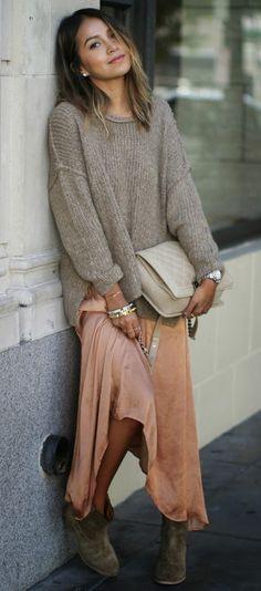 Little Blush Tone Palette / Best LoLus Street Fashion