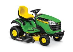100 Series Lawn Tractor | D155 | JohnDeere US