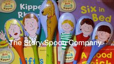 Biff Chip and Kipper Magic Key Story Spoons