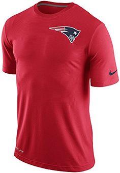 NIKE Nike New England Patriots Men S Nfl Stadium Touch Dri-Fit Training  T-Shirt 4fba2f9ed8c