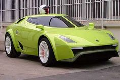 The Fenomenon Stratos Concept Car was launched at the Geneva Motor Show in 2005 and has been in development ever since, with a design team led by former RCA student Chris Hrabalek the co-founder of Fenomenon Ltd and owner of the largest collection of Lancia Stratos cars in the world.The car celebrates the 40th anniversary of the Lancia Stratos, designed by British design agency Fenomenon.