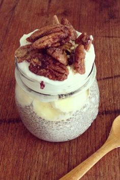 Loving Earth - Recipes - Superfood Chia Pudding