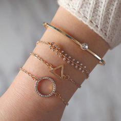 Quality gold bracelets #goldbracelets
