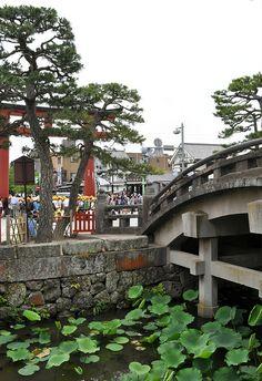 Kamakura, Japan  My favorite place in Japan.