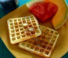 Bob Evans Waffles (Or Pancakes) Copycat
