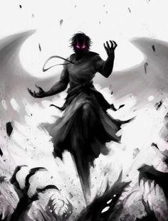 Dallas: malign form inspiration dark fantasy, fantasy demon, fantasy world, shadow warrior Fantasy Kunst, Dark Fantasy Art, Fantasy Artwork, Dark Art, Fantasy Demon, Demon Artwork, Fantasy Character Design, Character Design Inspiration, Character Art