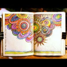 My Book of Kells | emotionalarcheology #doodling