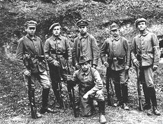 The Silesian Uprisings (German: Aufstände in Oberschlesien; Polish: Powstania śląskie) were a series of three armed uprisings of the Poles and Polish Silesians of Upper Silesia, from 1919–1921, against German rule; the resistance hoped to break away from Germany in order to join the Second Polish Republic, which had been established in the wake of World War I. In the latter-day history of Poland after World War II, the insurrections were celebrated as centrepieces of national pride.