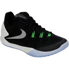 super popular 1072a 2a5f9 Mens Nike BlackWhite Hyperchase Premium Shoe