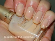 Milani Angel Pink: Delight in Nails: So much goodness: Nude Nails, Nail Mail, and Extra $$!