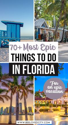 Planning a vacation in Florida? Discover the ultimate Florida bucket list! Florida bucket list ideas | Things to do in florida | vacation in Florida | Places to visit in Florida | Fun things to do in Florida | What to do in Florida | visit Florida | beautiful places in florida | Florida travel guide | Florida travel itinerary | Best things to do in florida | unique things to do in Florida
