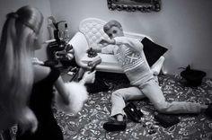 Debauched Killer Dolls (UPDATE) - These Shocking Mariel Clayton Barbie Dioramas Will Blow Your Mind (GALLERY)