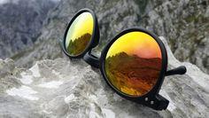 Mira el horizonte a traves de unas orbbays!! Www.orbbays.com