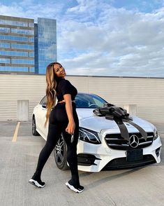 My Dream Car, Dream Cars, Mercedes Girl, Bougie Black Girl, Car Poses, Luxury Lifestyle Women, Wealthy Lifestyle, Lux Cars, Leder Outfits