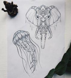 """@sashatattooing: """"Ребятки в Питере наша @ira_shmarinova работает до конца месяца есть ещё свободные места успейте записаться) эскизы свободные  #sashatattooingstudio #tattooartist #tattoo #love #sketch"""""""