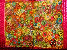WTJ: fill this page with circles by swelldesigner, via Flickr