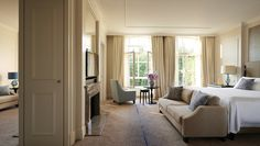 Waldorf Astoria Hotel, Amsterdam - One Bedroom Suite